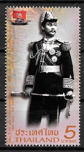 sellos personalidad Tailandia 2013