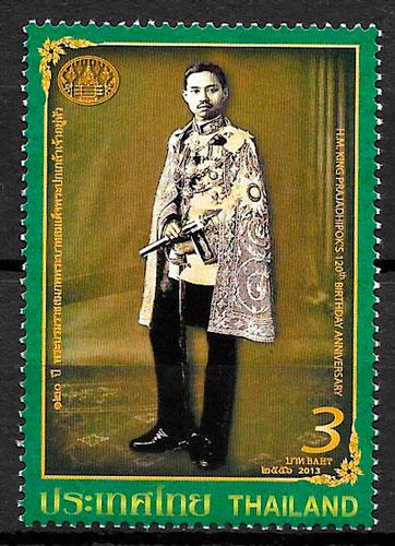 sellos personalidades Tailandia 2013
