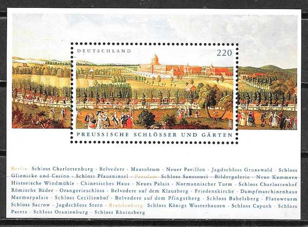 sellos arquitectura Alemania 2005