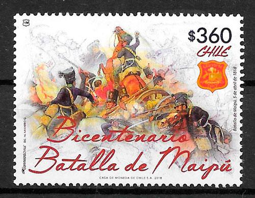 sellos temas varios Chile 2017