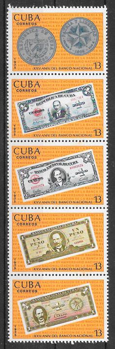 filatelia colección temas varios Cuba 1975
