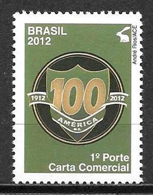 filatelia colección fútbol 2012