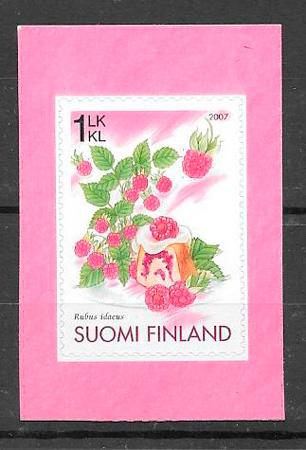 sellos frutas Finlandia 2007