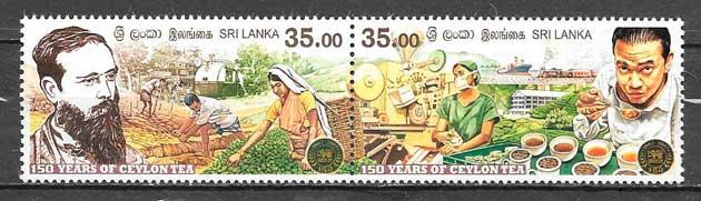 sellos frutas 2016 Sri Lanka
