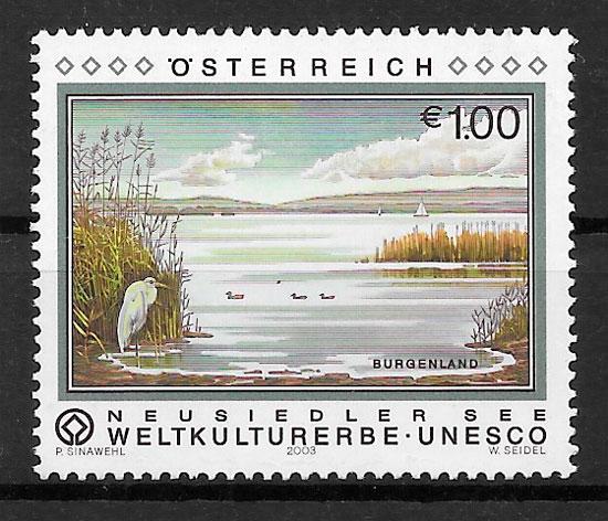 sellos fauna Austria 2003