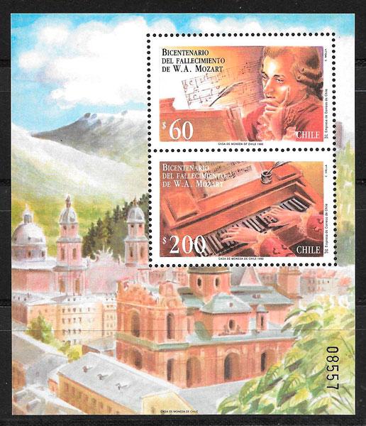 sellos arte Chile 1992