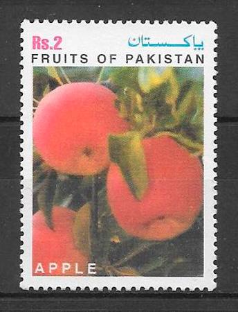 colección sellos Pakistán 1997