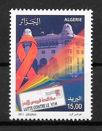 sellos temas varios Argelia 2011