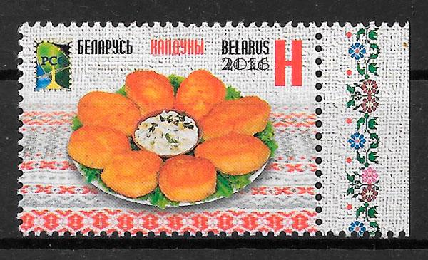 selos temas varios Bielorrusia 2016