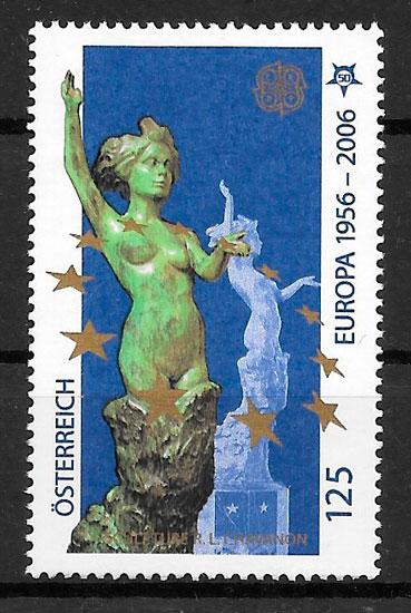 filatelia Europa Austria 2006
