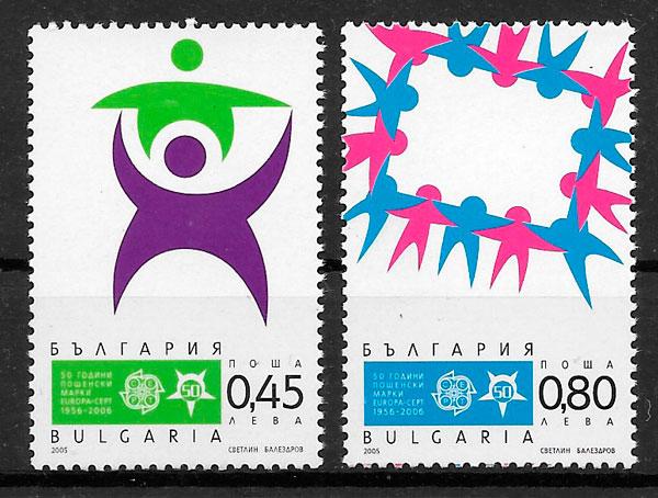 selos Europa Bulgaria 2005