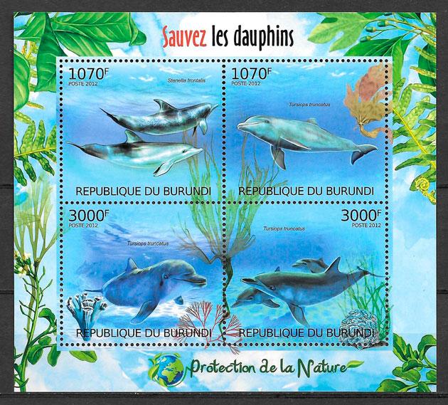 selos fauna Burundi 2012