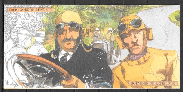 sellos transporte Francia 2005