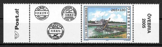 sellos transporte Austria 2005