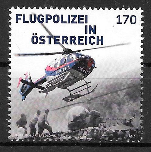 filatelia transporte Austria 2016