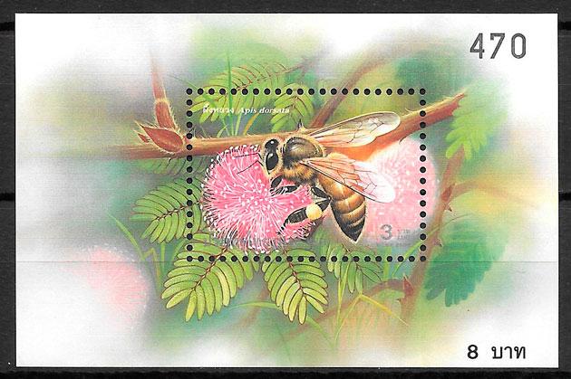 sellos fauna Tailandia 2000