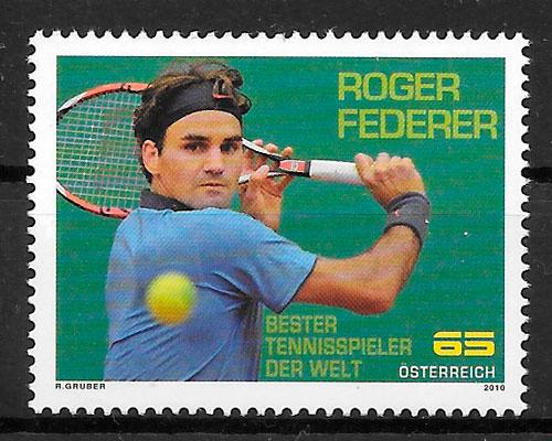 sellos deporte Austria 2010