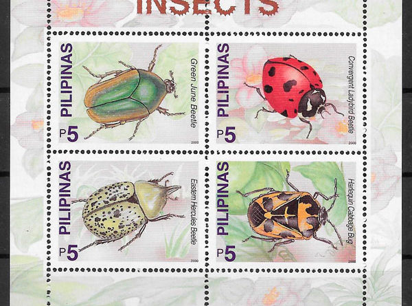 filipinas colección fauna 2000