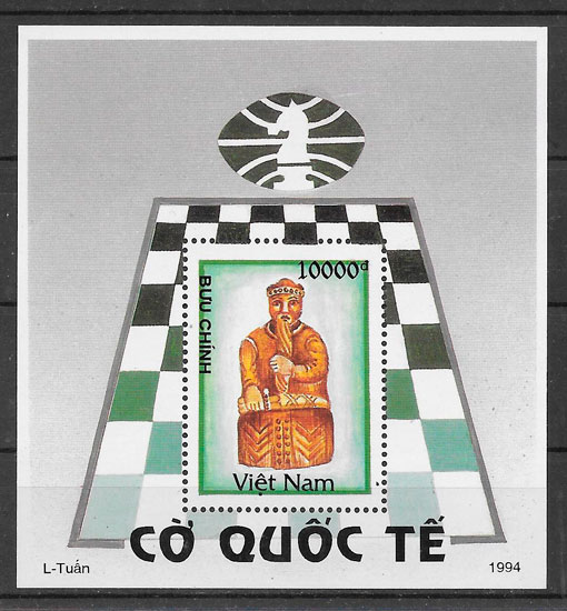SELLOS deporte Viet Nam 1994