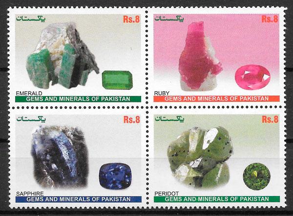 selos minerales Pakistán 2012