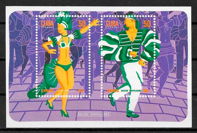 sellos arte Cuba 2011