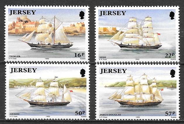 selos transporte Jersey 1993