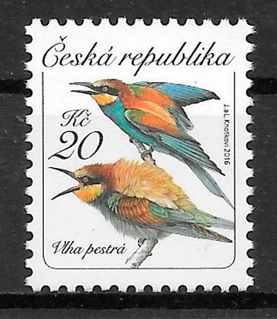 selos fauna Chequia 2016