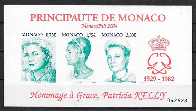 coleccion sellospersonalidad Monaco 2004