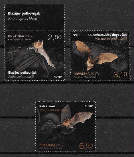 sellos fauna Croacia