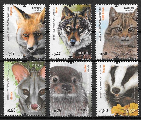 selos fauna Portugal 2016