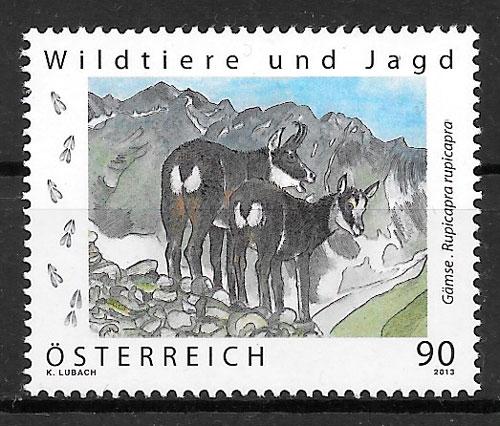 sellos fauna Austria 2013