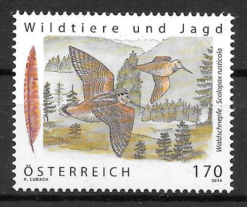 sellos fauna Austria 2014