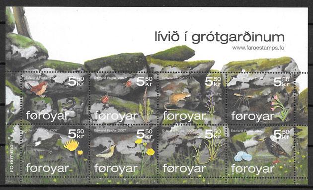 sellos fauna Feroe 2007