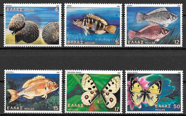 selos fauna Grecia 1981