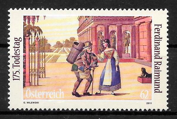 selos arte Austria 2011