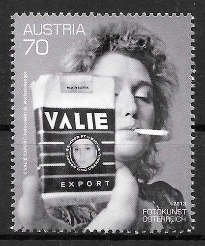 sellos arte Austria 2013