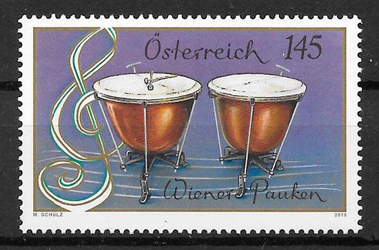 sellos arte Austria 2015