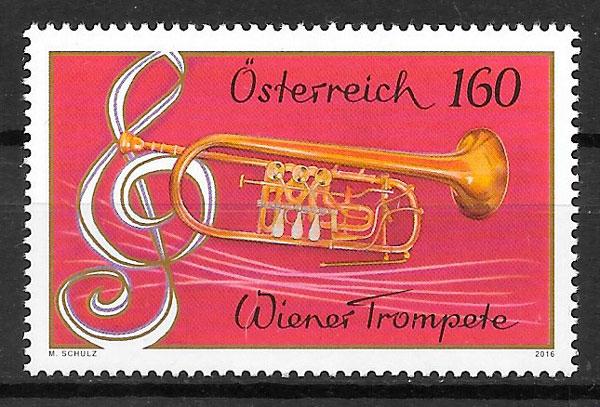 sellos arte Austria 2016