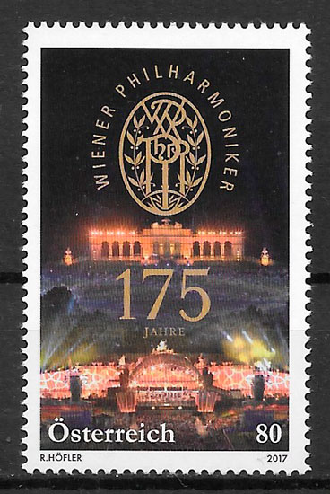sellos arte Austria 2017