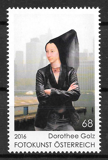 selos pintura Austria 2016